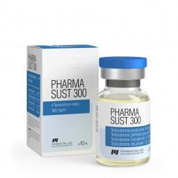 Pharma Sust 300 (Сустанон) PharmaCom Labs баллон 10 мл (300 мг/1 мл)