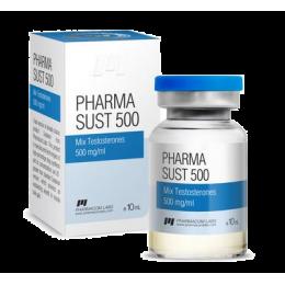 Pharma Sust 500 (Сустанон) PharmaCom Labs баллон 10 мл (500 мг/1 мл)