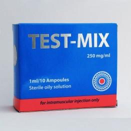 Тест-микс (oil) Radjay 10 ампул по 1 мл (250 мг/1 мл)