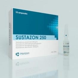 Sustazon (Сустанон) Horizon 10 ампул (250 мг/1 мл)