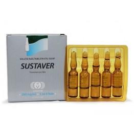 Sustaver (Сустанон) Vermodje 5 ампул по 1 мл (250 мг/1 мг)