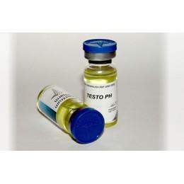 Testo PH (Тестостерон фенилпропионат) Spectrum pharma 1 флакон 10 мл (100 мг/1 мл)