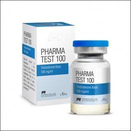Pharma Test 100 (Суспензия тестостерона) PharmaCom Labs баллон 10 мл (100 мг/1 мл)