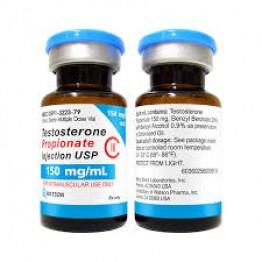 Тестостерон пропионат (Testosterone Propionate) Watson флакон 10 мл (100 мг/1 мл)