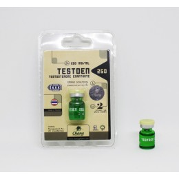 Тестостерон энантат (Testoen) Chang Pharm флакон 2 мл (250 мг/1 мл)