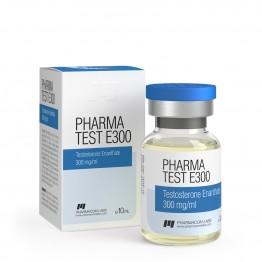 Pharma Test E300 (Тестостерон энантат) PharmaCom Labs баллон 10 мл (300 мг/1 мл)