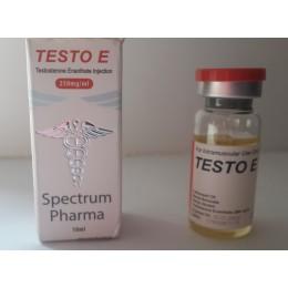 Testo E (Тестостерон энантат) Spectrum Pharma баллон 10 мл (250 мг/1 мл)