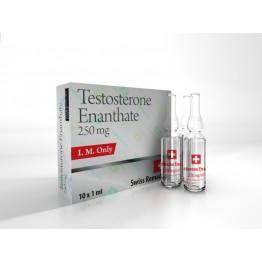 Тестостерон энантат SWISS REMEDIES 10 ампул (1 мл/250 мг)