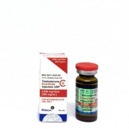 Тестостерон энантат Watson Testosterone Enanthate флакон 10 мл (300 мг/1 мл)