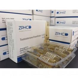 Тестостерон энантат ZPHC 10 ампул по 1 мл (1 амп 250 мг)