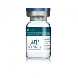 Тестостерон пропионат Magnus TEST P 10 мл флакон (100 мг/1 мл)
