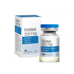 Pharma Test P100 (Тестостерон пропионат) PharmaCom Labs баллон 10 мл (100 мг/1 мл)