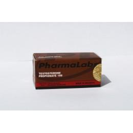 Тестостерон пропионат PharmaLabs флакон 10 мл (100 мг/1 мл)