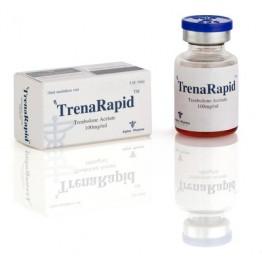 TrenaRapid (Тренболон ацетат) Alpha Pharma баллон 10 мл (100 мг/1 мл)