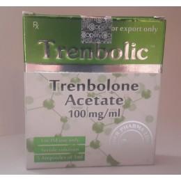Тренболон ацетат Cooper 5 ампул по 1 мл (1 амп 100 мг)