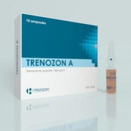 Тренболон ацетат TRENOZON A Horizon 10 ампул (100 мг/1мл)