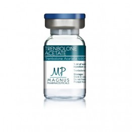 Тренболон ацетат Magnus TRENBOLONE ACETATE 10 мл флакон (100 мг/1 мл)