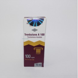 Тренболон ацетат (Trenbolone A 100) Олимп баллон 10 мл (100 мг/1 мл)