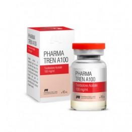 Тренболон ацетат (Pharma Tren A100) PharmaCom Labs балон 10 мл (100 мг/1 мл)