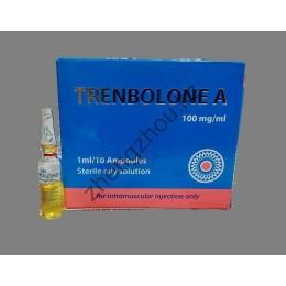 Тренболон А (oil) Radjay 10 ампул по 1 мл (1 амп 100 мг)