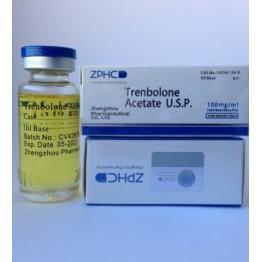 Тренболон ацетат ZPHC флакон 10 мл (1мл / 100 мг)