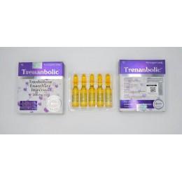 Тренболон энантат Cooper 5 ампул по 1 мл (1 амп 200 мг)
