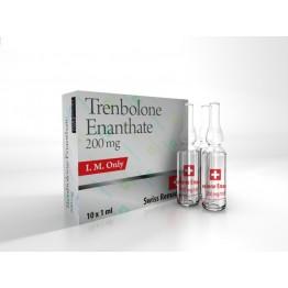 Тренболон энантат SWISS REMEDIES 10 ампул (1 мл/200 мг)