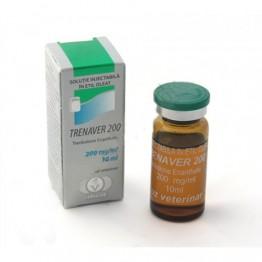 TRENAVER 200 (Тренболон энантат) Vermodje баллон 10 мл (200 мг/1 мл)