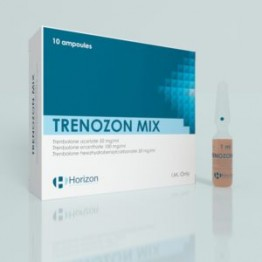 Три-Трен Horizon TRENOZON MIX 10 ампул (200 мг/1 мл)