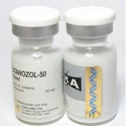 Винстрол Lyka Labs Ltd баллон 10 мл (50 мг/1 мл)