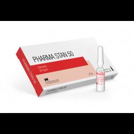 Винстрол (Pharma Stan 50) PharmaCom Labs 10 ампул по 1 мл (50 мг/1 мл)
