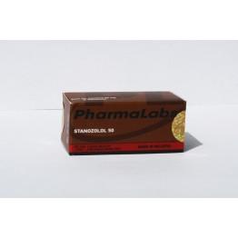 Станозолол Pharmalabs флакон 10 мл (50 мг/1 мл)