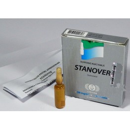 Становер VERMODJE 5 ампул по 1 мл (1 амп 50 мг)