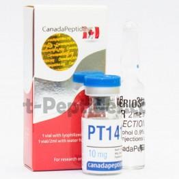 Пептид PT-141 Canada Peptides (1 флакон 10 мг)