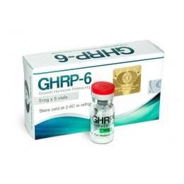 Пептид GHRP6 ST Biotechnology (1 флакон 5 мг)