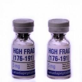 Пептид HGH 176-191 (Фрагмент) CanadaPeptides (1 ампула 5 мг)