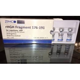 Пептид ZPHC HGH Frag (176-191) (5 ампул по 5 мг)