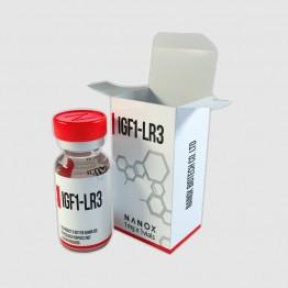 Пептид IGF-1 LR3 Nanox (1 флакон 1 мг)