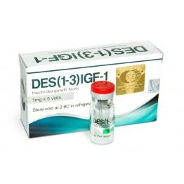 DES(1-3) IGF-1 (1-3) (Соматомедин) St Biotechnology 1 флакон / 1 мл (100 мкг/1 мл) 10 флаконов