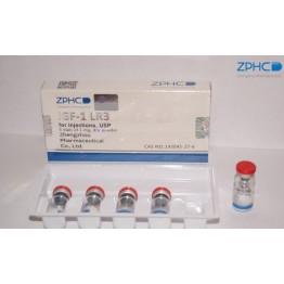 Пептид ZPHC IGF 1-LR3 (5 ампул по 1 мг)