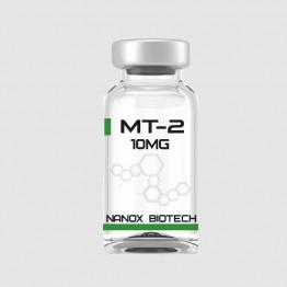 Пептид Nanox Melanotan 2 (1 флакон 10 мг)