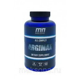 Аргинин Maximal Nutrition ArgiMax 180 (капсул)