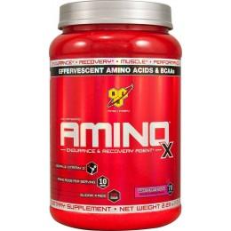 Аминокислоты BSN Amino X (1,01 кг) Фруктовый пунш