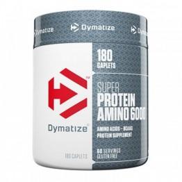 Super Protein Amino 6000 Dymatize (180 табл)