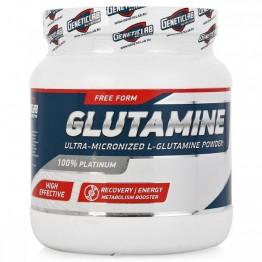 Глютамин Geneticlab GLUTAMINE 500 г (100 порций)