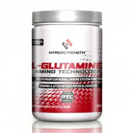 Глютамин HyperStrength L-GLUTAMINE 300 г