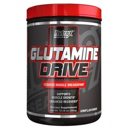 Глютамин Nutrex Glutamine Drive (150 грамм)