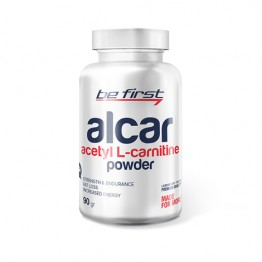 "Ацетил L-карнитина Be First ALCAR ""Ацетил Л-Карнитин"" powder (90 г)"