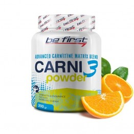 Be First Carni 3 Powder