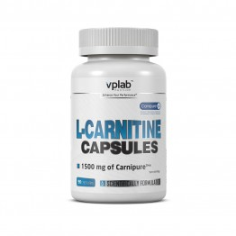 L-Carnitine VPLab Capsules (90 капсул)